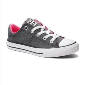 Girls Converse Madison Ox Sneakers